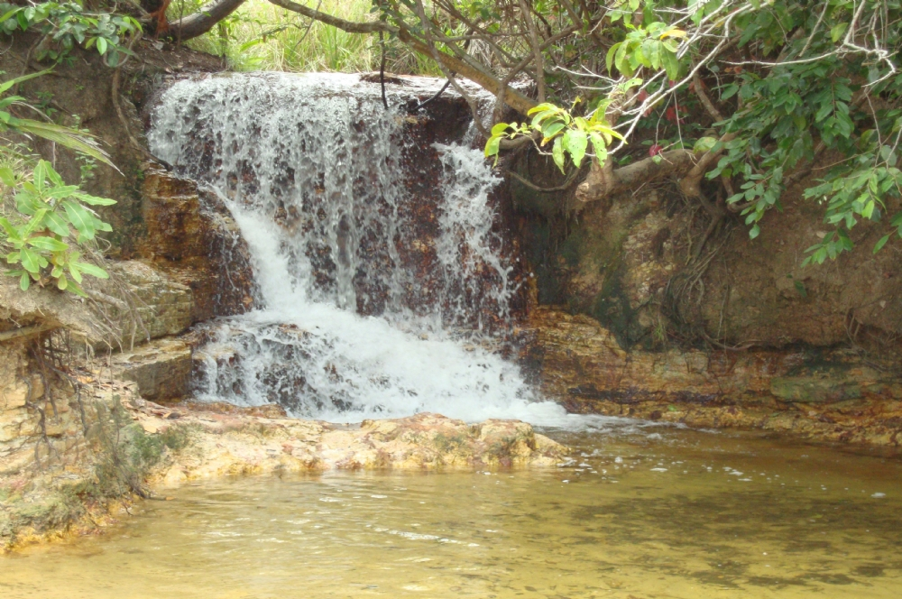 Cachoeira do Roncador Sergipe