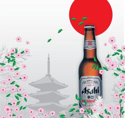 Campagne Asahi - Été 2006