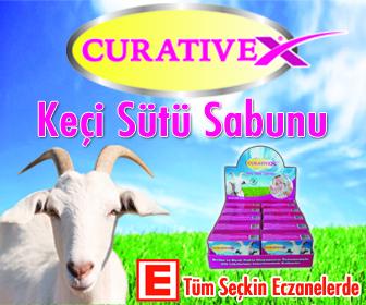 Curativex Keçi Sütü Sabunu