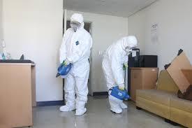 desinfección y limpieza coronavirus