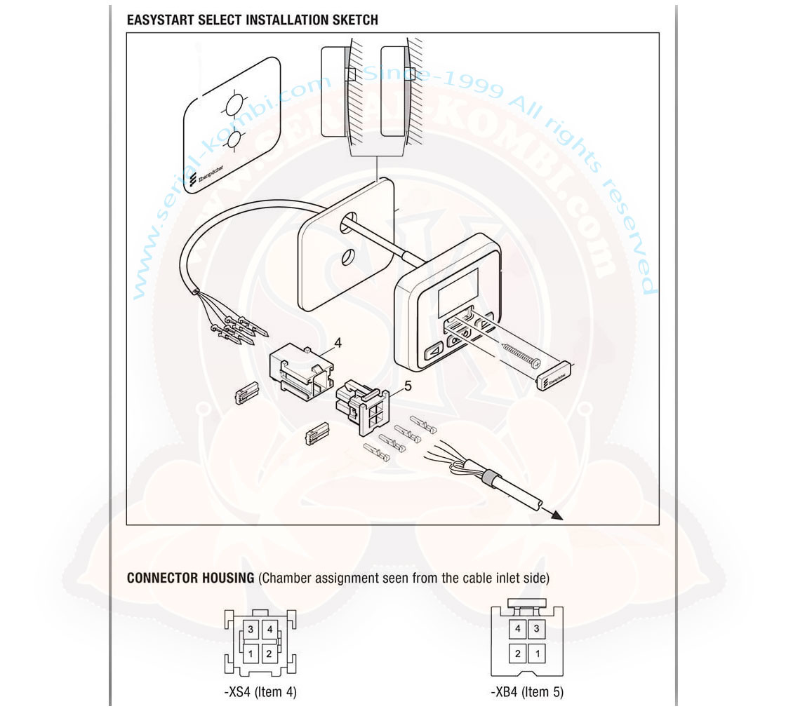 Eberspacher Hydronic Wiring Diagram