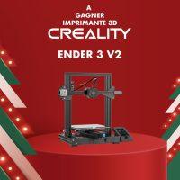 Ender 3 v2 : Test et avis + Concours de Noël pour la gagner !