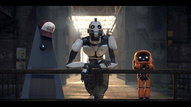 Risultati immagini per love death robots