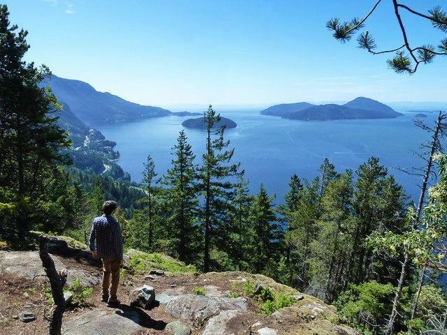 4 idées de randonnées magnifiques dans les environs de Vancouver