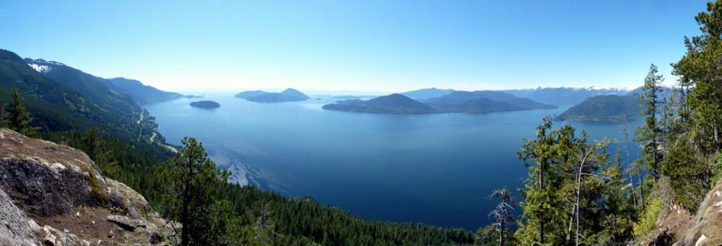 4 idées de randonnées dans les environs de Vancouver