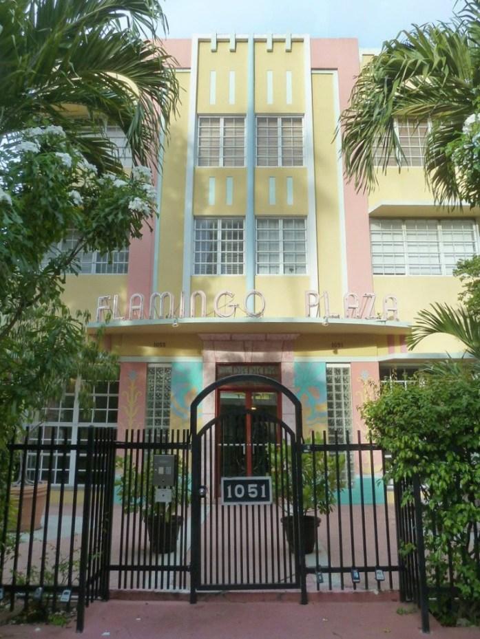 Que faire à Miamia ? Découvrir le Flamingo Plaza