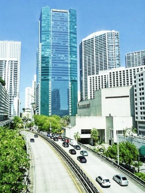 Que faire à Miami ? Voir le centre financier de la ville
