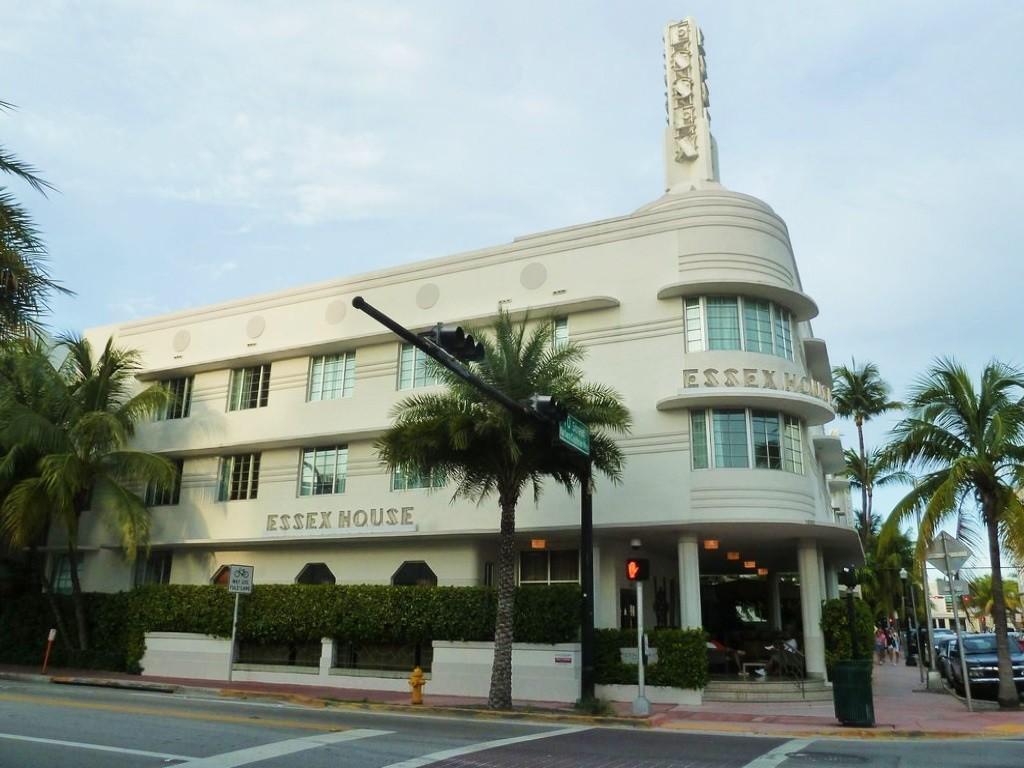 L'Essex Hotel Art Deco de Miami Beach