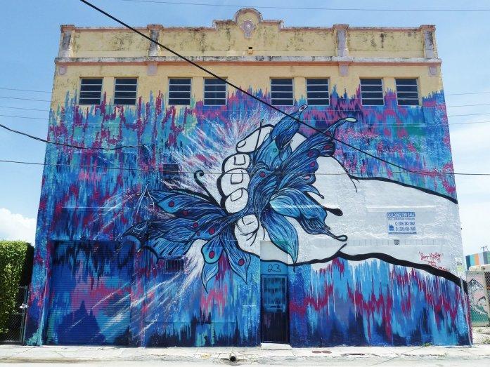 main street art wynwood district