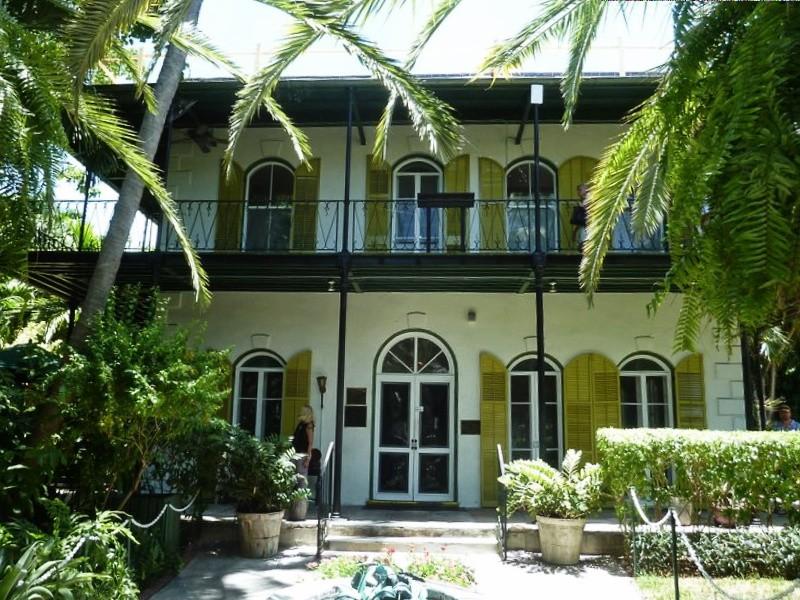 Keys maison Hemingway