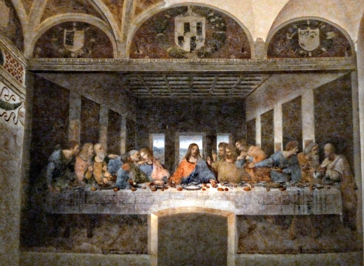 Comment voir La Cène de Leonard de Vinci à Milan ? Nos conseils pour réserver vos billets