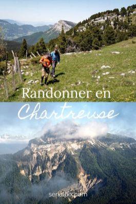 randonnée chartreuse