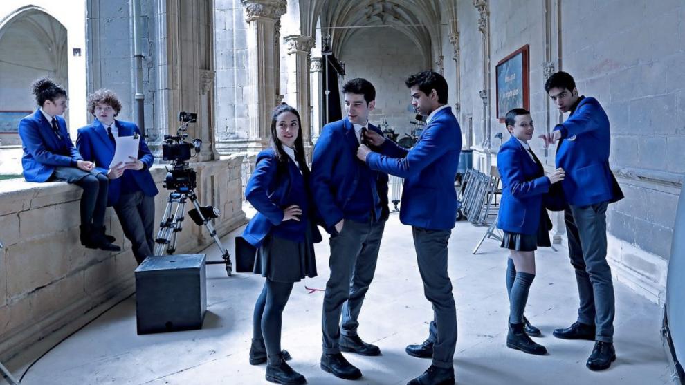 L'internat (Las Cumbres)  : la nouvelle teen série espagnole débarque bientôt sur Amazon Prime Video
