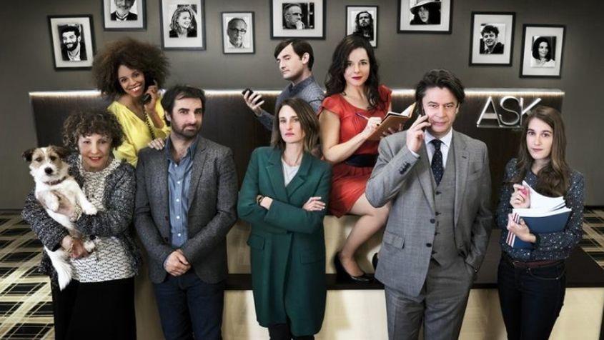 Dix pour cent : un film et une saison 5 en perspective !