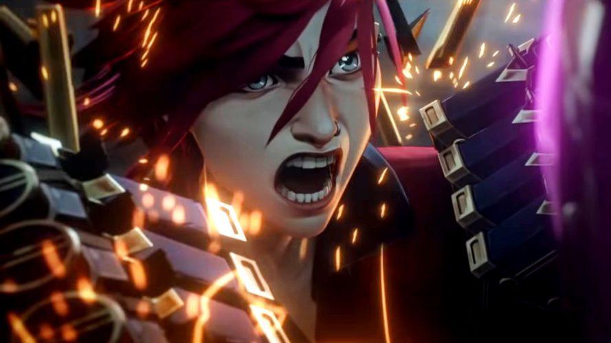 """Arcane, Netflix dévoile l'adaptation du jeu """"League of Legends """" dans un premier teaser"""