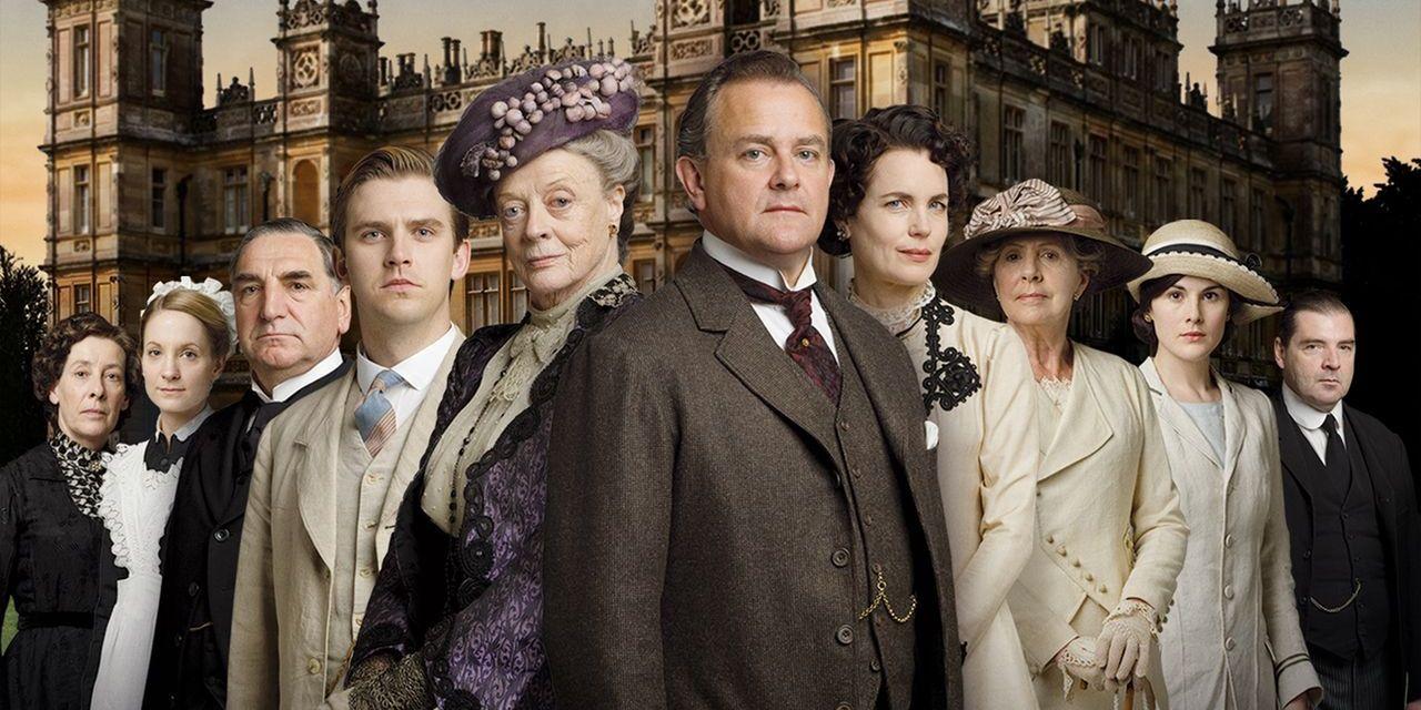 Downton Abbey : l'intégrale de la série s'installe en août sur Netflix