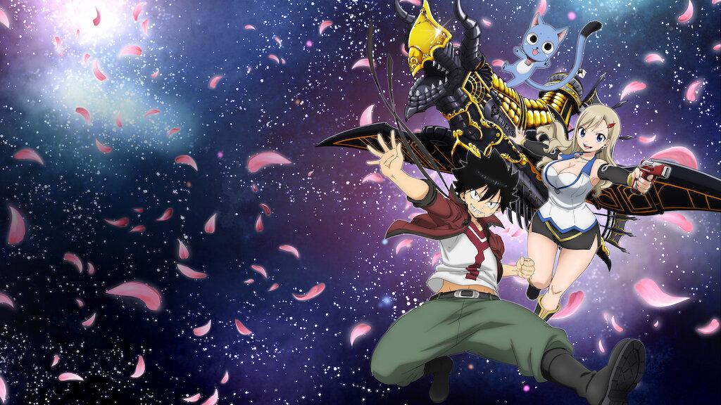 Edens Zero (par le créateur de Fairy Tail) : la série animée adaptée du shōnen est disponible sur Netflix