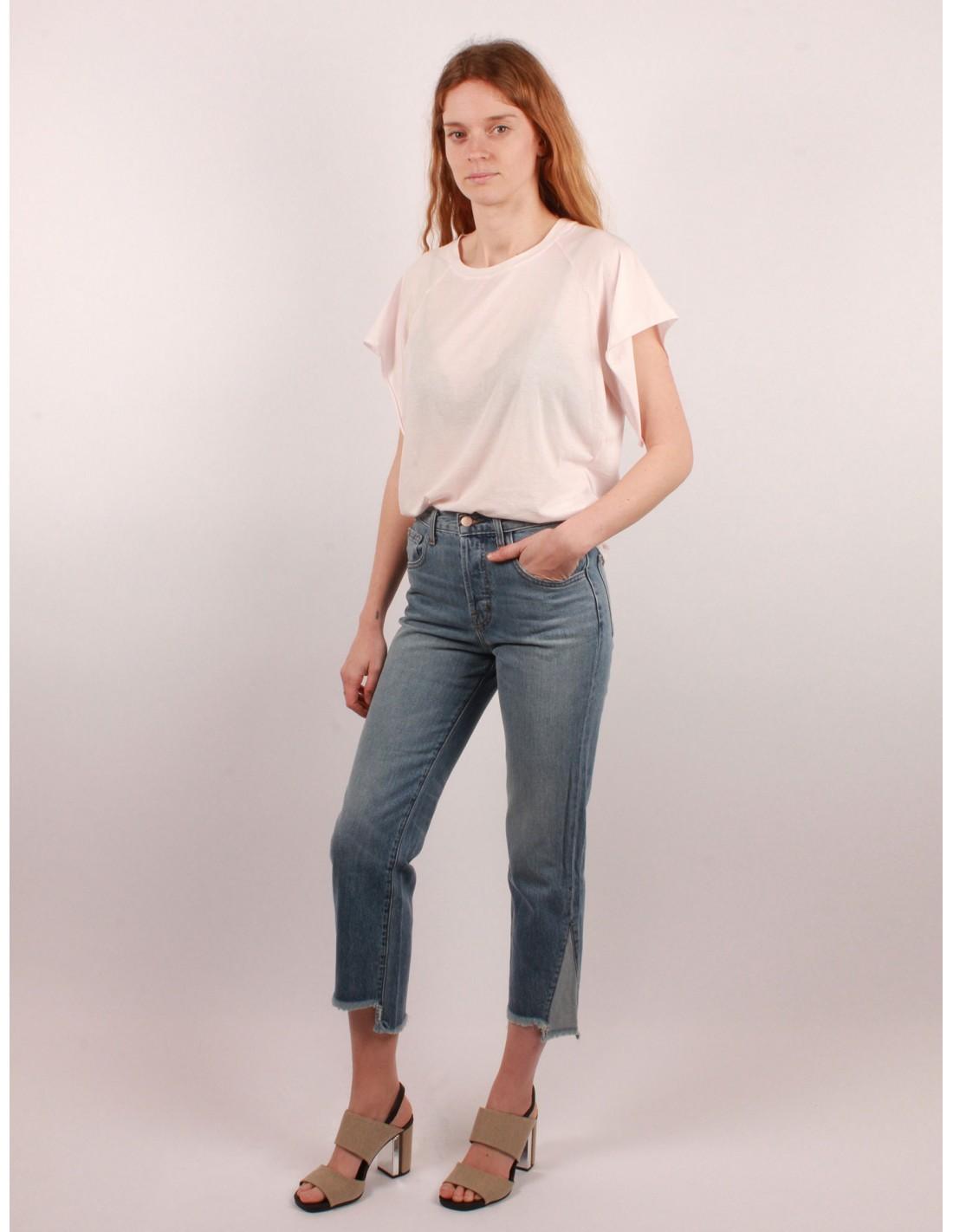 Jean Wynn High Rise Dlav J Brand Pour Femme Serie