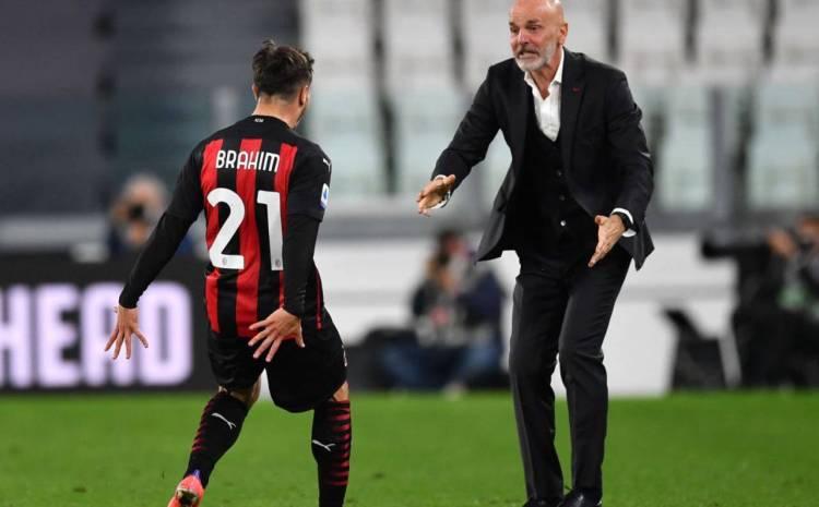 "Era mano"": la Juve protesta sul gol di Brahim Diaz del Milan"