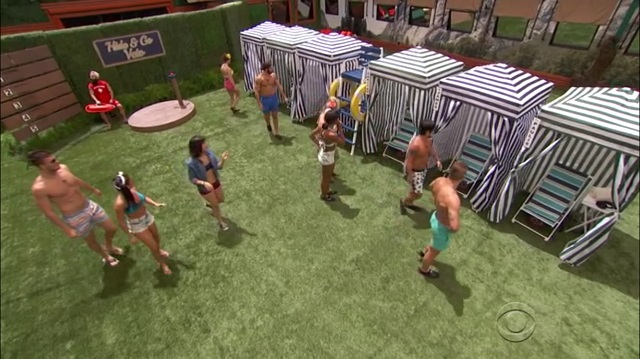 Big Brother US 18x23 veto