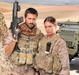 Los Nuestros - Hugo Silva y Blanca Suárez
