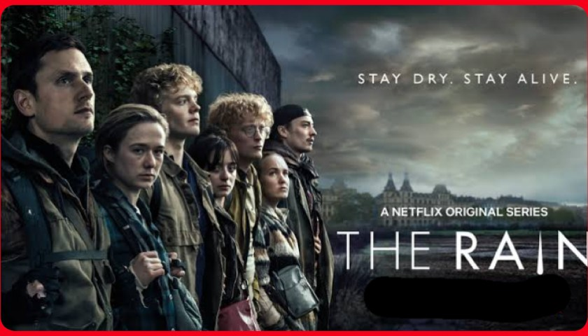 The Rain temporada 1 por MEGA