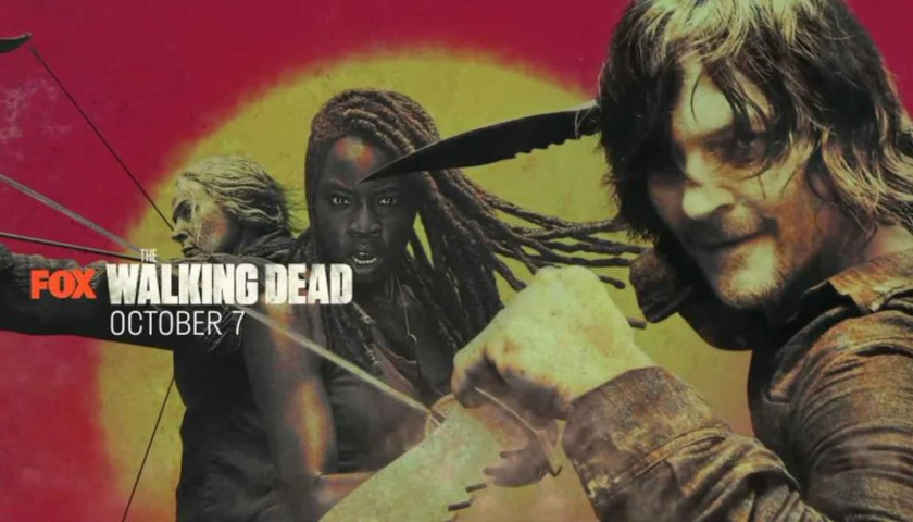 The Walking Dead temporada 10 por MEGA