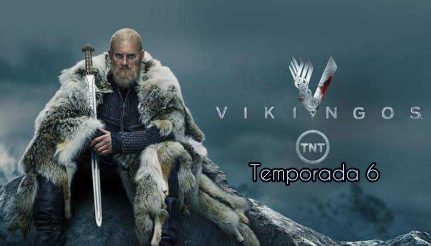 Vikingos temporada 6 por MEGA