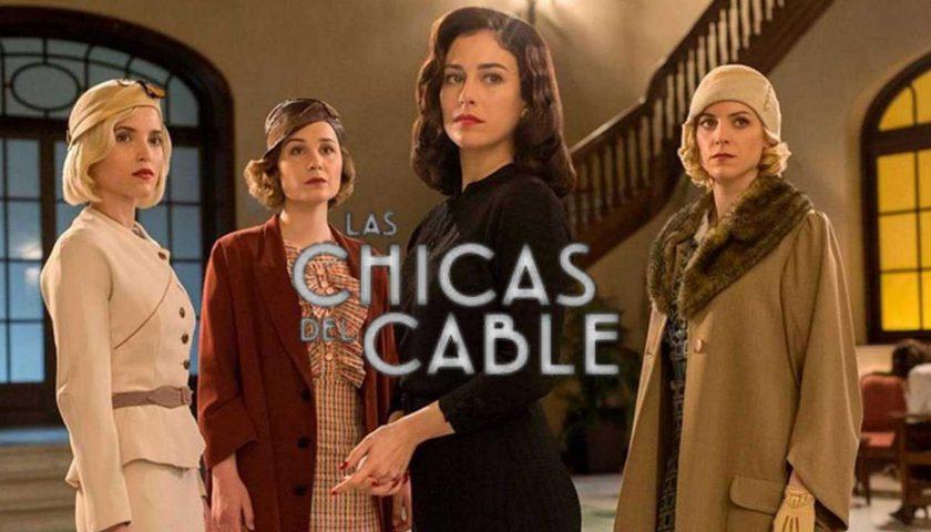 Las chicas del cable por MEGA