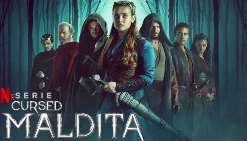 Maldita (Temporada 1) HD 720p (Mega)