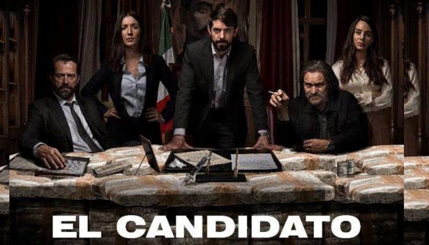 El Candidato (Temporada 1) HD 720p (Mega)