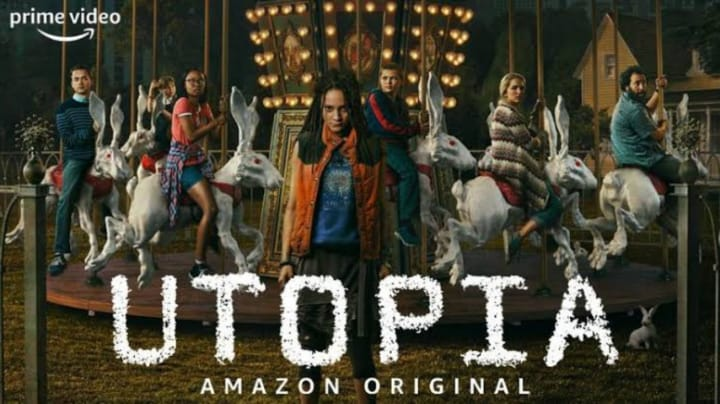Utopia(Temporada 1) HD 720p (Mega)