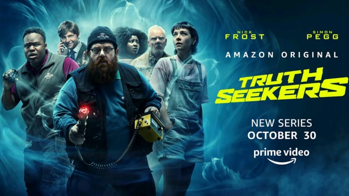 Truth Seekers (Temporada 1) HD 720p (Mega)