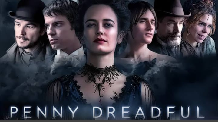 Penny Dreadful (Temporada 1) HD 720p (Mega)
