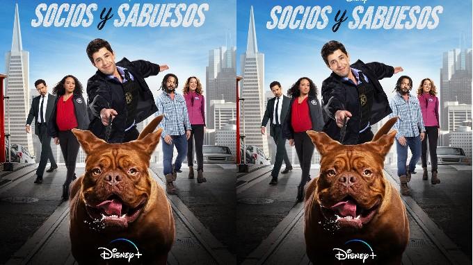 Socios y Sabuesos (Temporada 1) HD 720p (Mega)