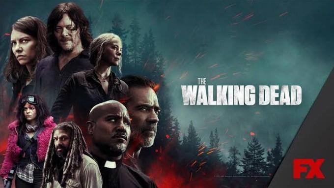 The walking dead (Temporada 11) HD 720p (Mega)