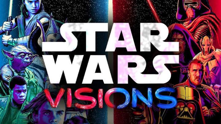 Star Wars Visions (Temporada 1) HD 720p (Mega)
