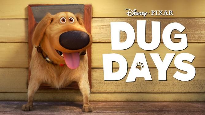 Dug Days (Temporada 1) HD 720p (Mega)