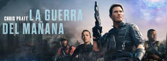 La Guerra del mañana (audio español latino Dual HD 1080)