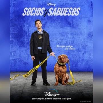 Socios y Sabuesos (Temporada 1) HD 720p latino y castellano (Mega)