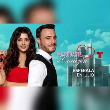 Me robaste el Corazón (Temporada 1) HD 720p Latino (Mega)