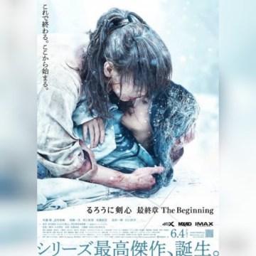 Kenshin, el guerrero samurái: El origen (película) HD 720p castellano (Mega)