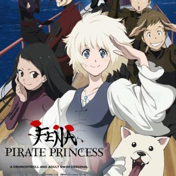 Fena: Pirate Princess (temporada 1 ) HD 720p Sub Español (Mega)