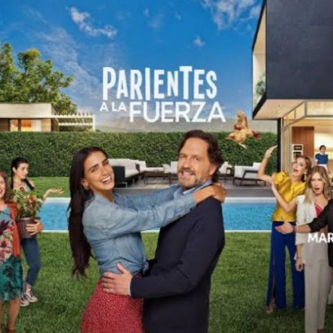 Parientes a la Fuerza (Temporada 1) HD 720p Latino (Mega)