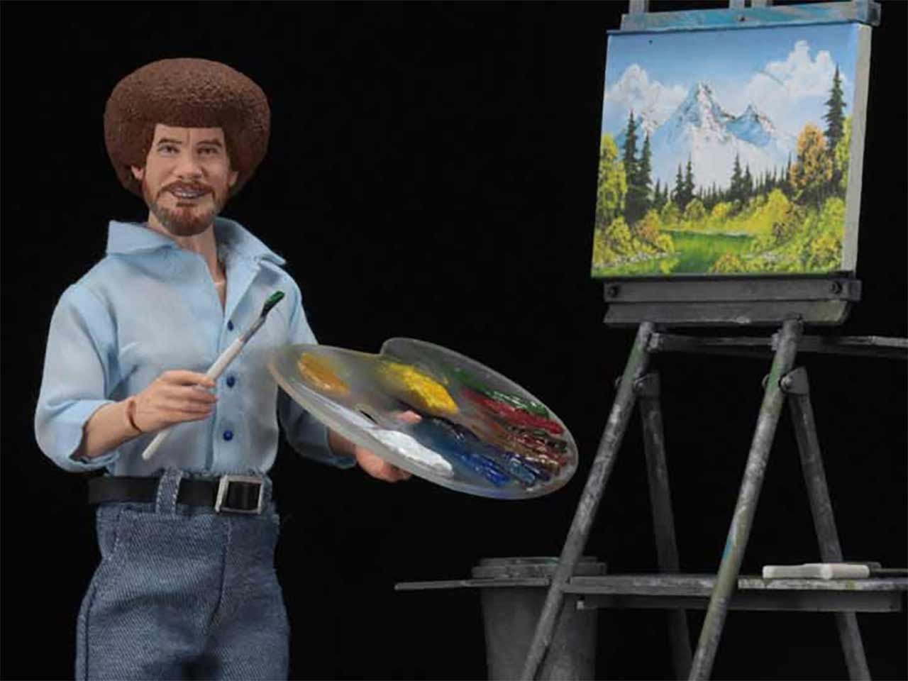 Bob Ross Malerei Sprudelnde Bergbach Malerei Video Youtube