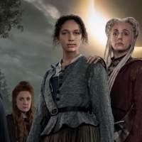 Review: Luna Nera S01E01+02 – Vorzeichen / Das Buch