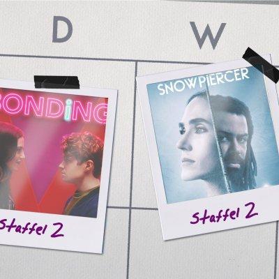TV-Programm: Die Serien-Highlights der Woche (04/21)