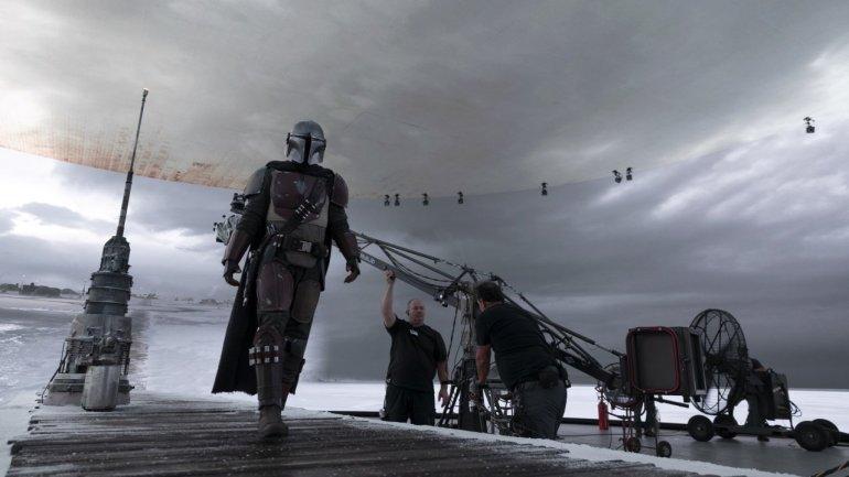 The Mandalorian VFX