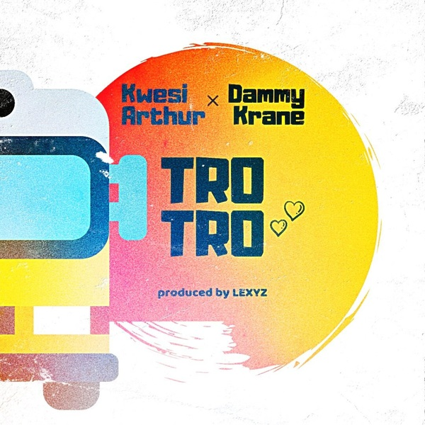 Dammy Krane Trotro Audio Download