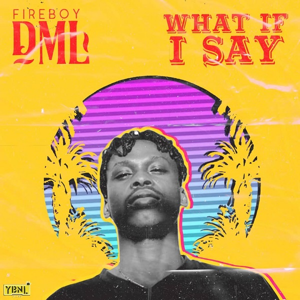 Fireboy DML What If I Say Audio Download